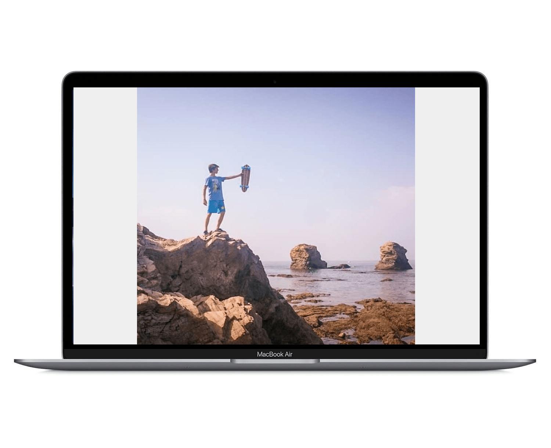rocks and sea -min